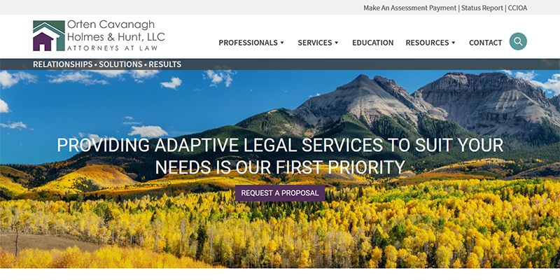 Orten-Cavanagh-Holmes-&-Hunt,-LLC.