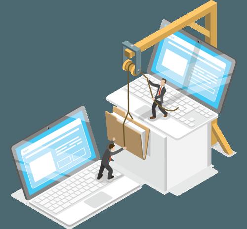 Website Migration And Hosting Service By Legal Web Design.