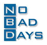 No Bad Days Foundation Logo.